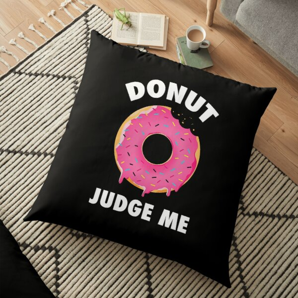 donut pillows cushions redbubble