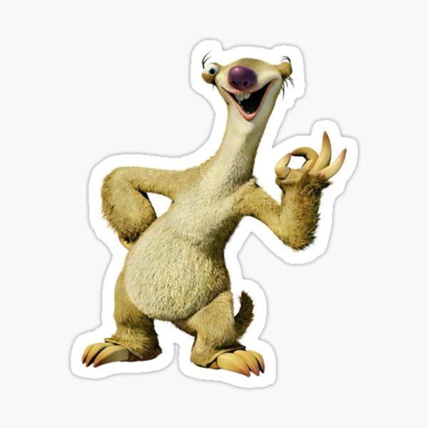 Ice Age Stickers Redbubble