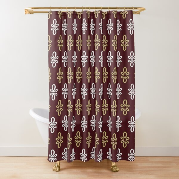 florida state university shower curtains redbubble