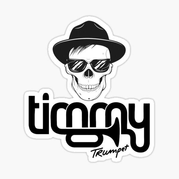 Timmy Trumpet Stickers Redbubble