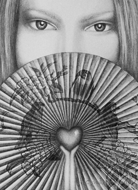 The Fan by © Cynthia Lund Torroll