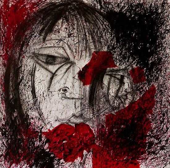 REGARDS DE FEMME #2: HOMAGE TO THE SURVIVORS OF ABUSE by © Karo (caroline) Evans