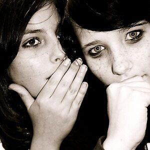 Friendly Whispers by © iamelmana
