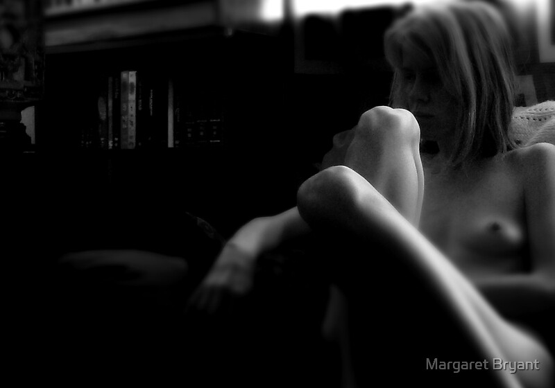 Comfortably In My Skin (ltd ed) by © Margaret Bryant