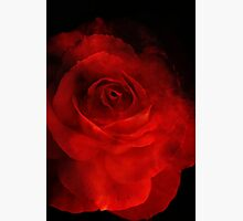 Natural Flame Photographic Print by Stephen Mitchell