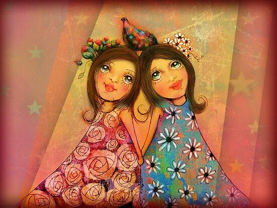 sisters by Karin Taylor