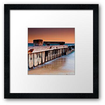Dusk at Mentone Pier #1