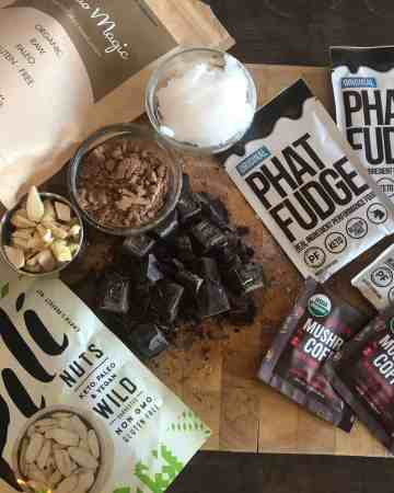 Superfood Fat Bombs