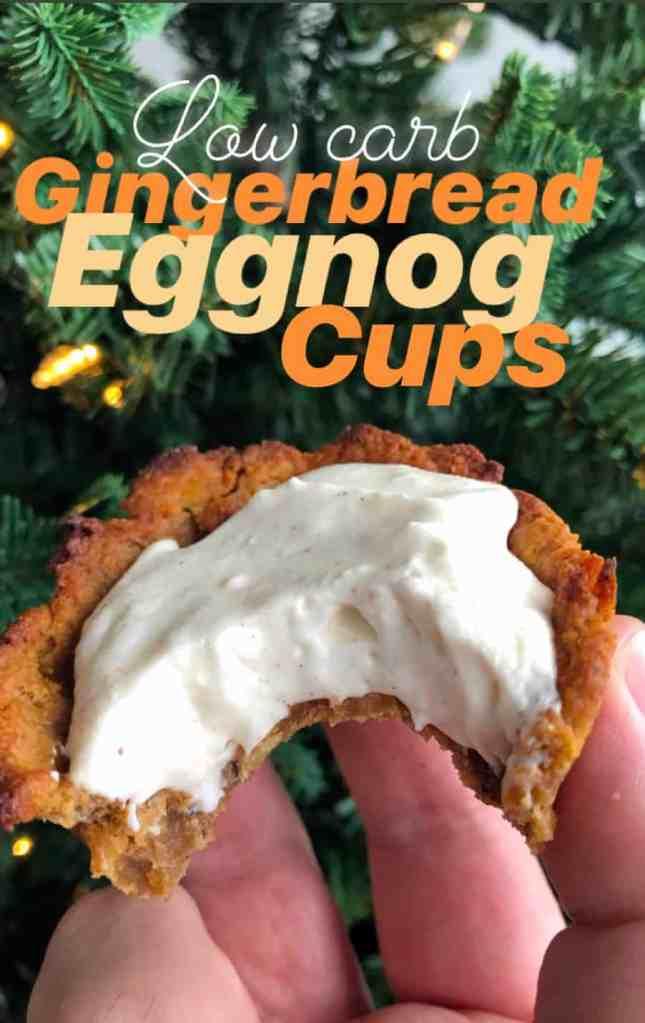 Eggnog Gingerbread