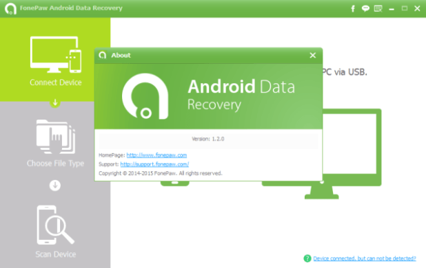 FonePaw Android Data Recovery cracked apk
