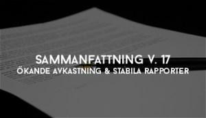 Ökande Avkastning & Stabila Rapporter