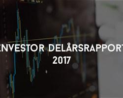 Investor Delårsrapport 2017
