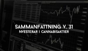 Investerar i cannabisaktier