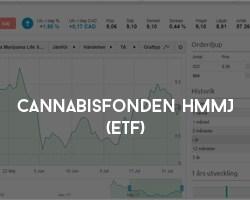 Cannabisfonden HMMJ (ETF)