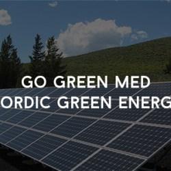 Go Green med Nordic Green Energy