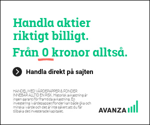 Bli kund hos Avanza