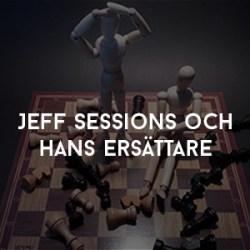 Jeff Sessions och hans ersättare