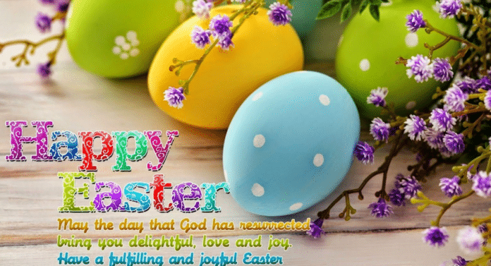 Happy easter messages 2018 happy easter 2018 sms easter messages happy easter messages m4hsunfo