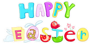 Happy Easter Clip Art for Kids
