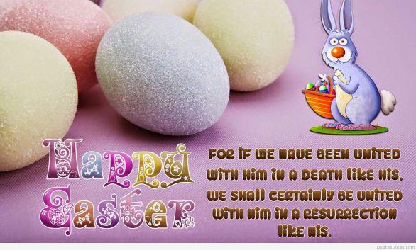 Happy Easter Sayings