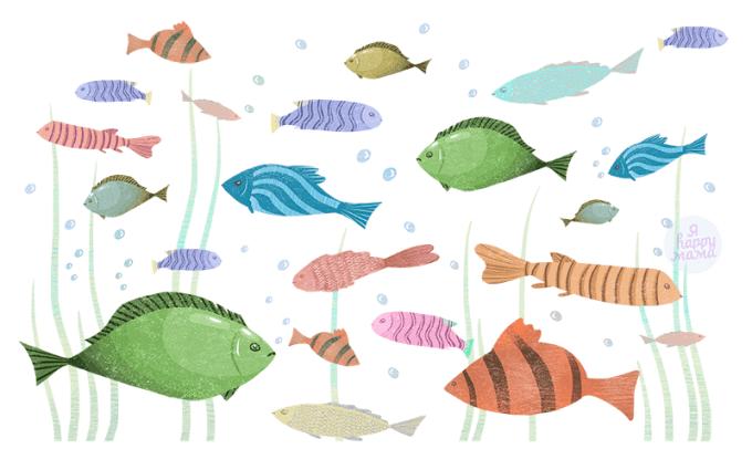 Загадки про аквариумных рыбок