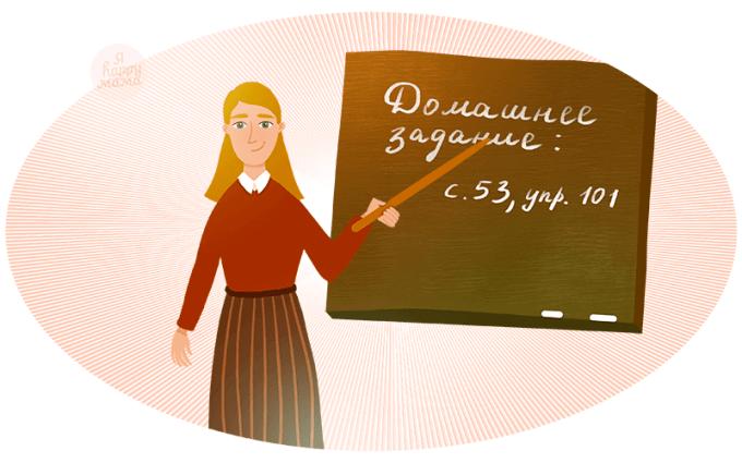 Загадки про учителя для детей