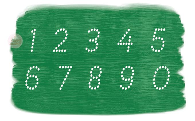 Загадки про цифры для детей