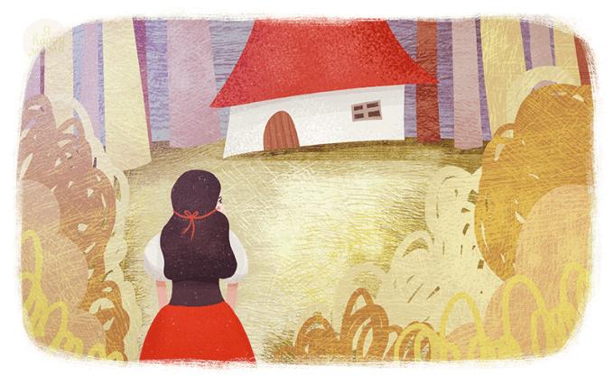 Сказка Белоснежка и семь гномов
