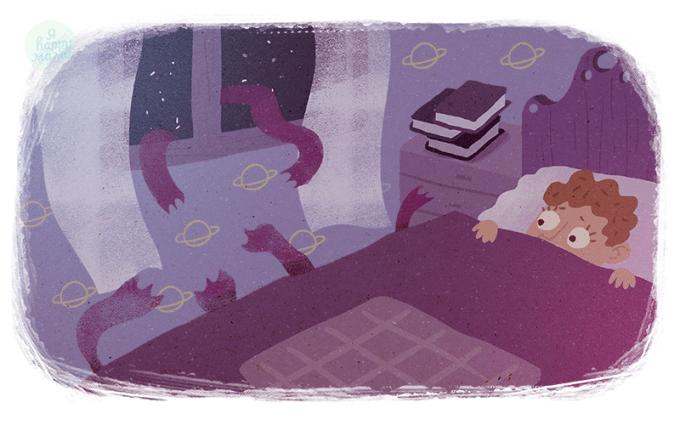 Страшные сказки для детей