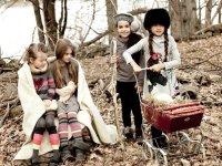 15 ярких фотографий детей и великолепной осени