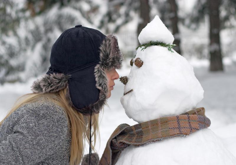 Здоровый образ жизни зимой