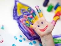 Необычные способы рисования с детьми