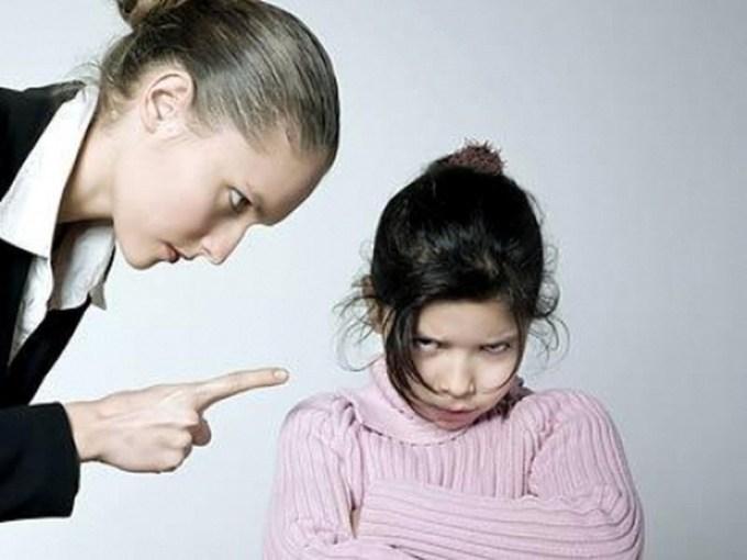 как запретить ребенку