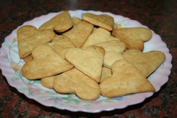 галетное печенье для детей