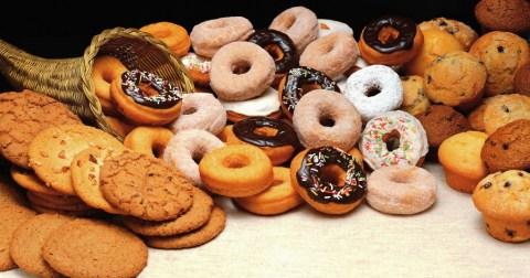 5 простых рецептов детского печенья