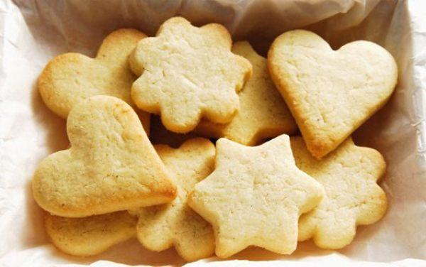 Рецепт детского печенья для детей