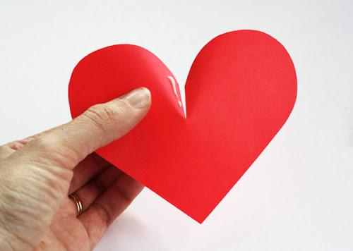 сердечки на стену4