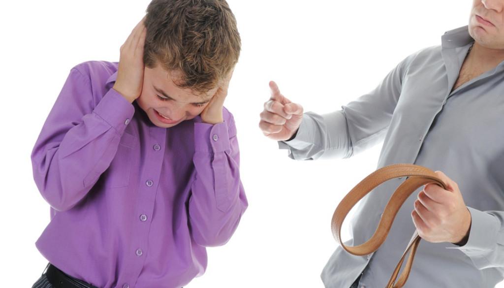 Можно ли бить ребенка ремнем?