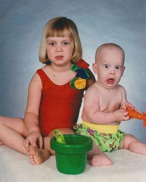 неудачные детские фото 11