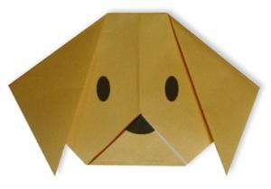 оригами с детьми0