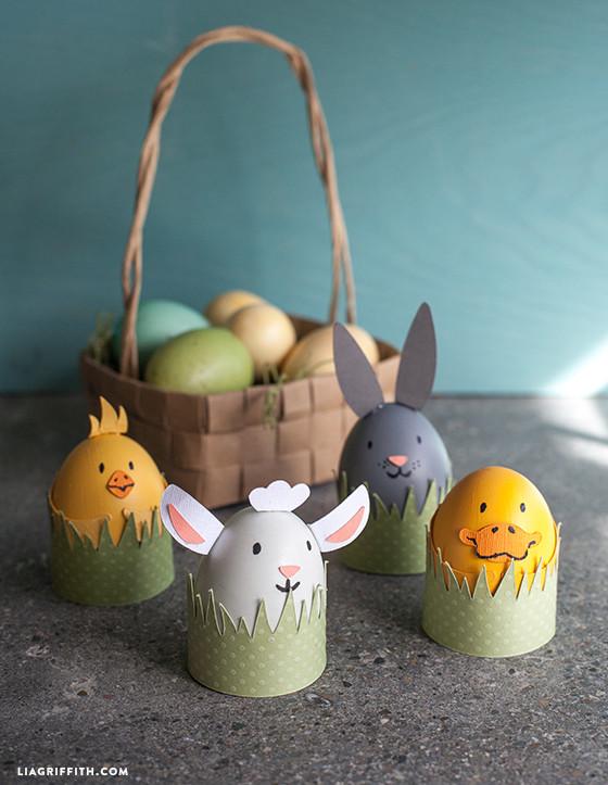 пасхальные яйца для детей