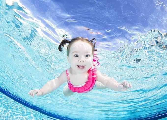 под водой 8