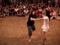 Страсть и радость в одном танце