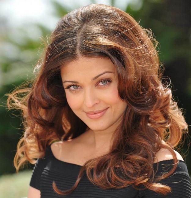 Айшвария Рай Баччан — победительница конкурса «Мисс мира» 1994 года, индийская актриса