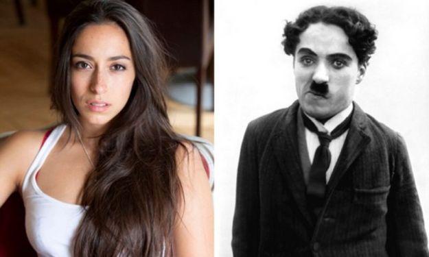 Уна Чаплин — испанская актриса, внучка Чарли Чаплинаэ