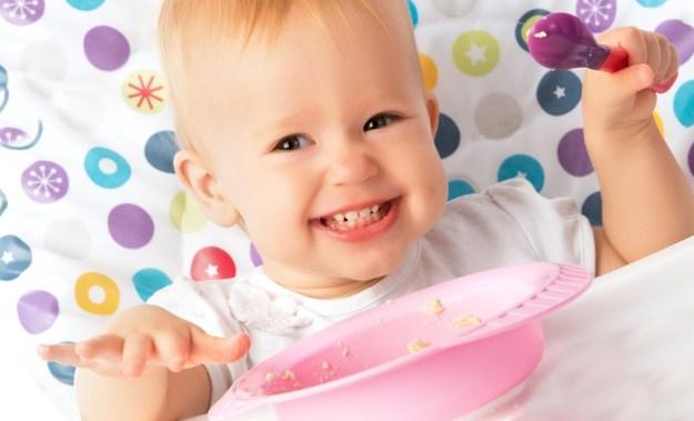 что готовить годовалому ребенку