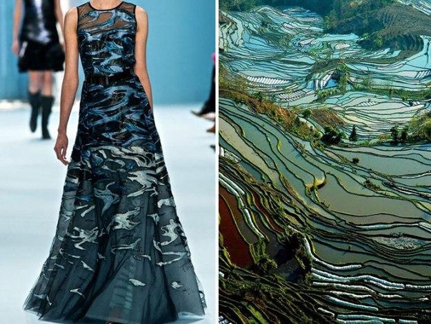 дизайн платьев