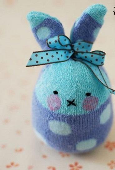 игрушка из носков