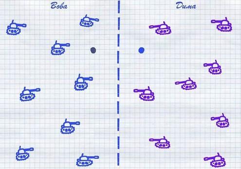 7 лучших настольных игр на бумаге из нашего детства