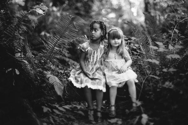 как похожи две сестры